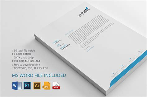 convert pdf to word letterhead letterhead pad with ms word