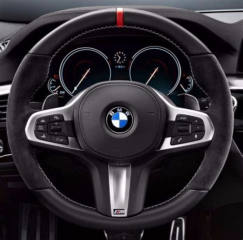bmw m steering wheel bmw g30 g11 g12 5 7 series m performance sport alcantara