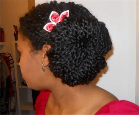 kinky twist bun styles 62 best images about natural hair styles on pinterest my