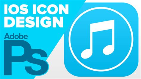 design app logo photoshop how to create an ios 7 app icon in photoshop youtube