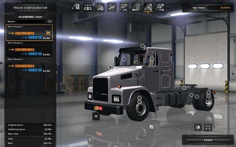 volvo   truck  ats mod american truck simulator mod