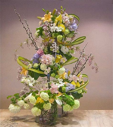 Dining Room Centerpieces Ideas by Blinds Amp Decor Ideas For Easter Floral Arrangements Best