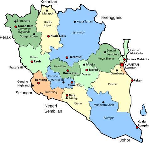 bid malaysia visit pahang travel tour information tourism pahang