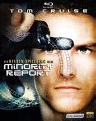 minority report blu ray review steven spielberg tom cruise blu ray reviews minority report tom cruise steven