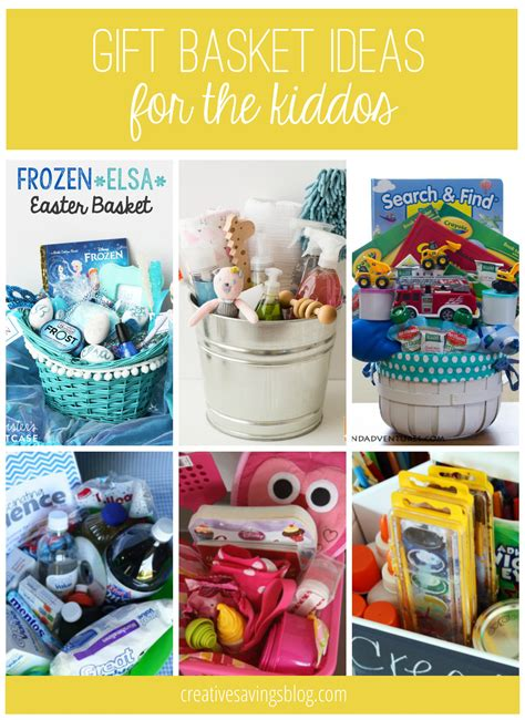 gifts ideas diy gift basket ideas for everyone on your list