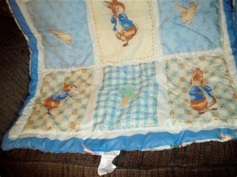 bn ln 19 pc beatrix potter rabbit crib bedding
