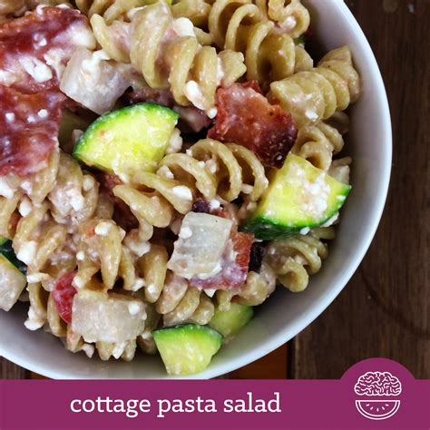 Pasta Cottage by Ripped Recipes Cottage Pasta Salad