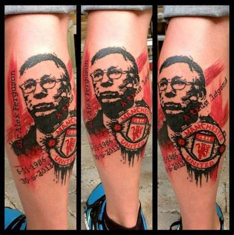 man united tattoo designs 51 best mufc tattoos images on united