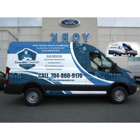 design vehicle online heating and ac car truck or van wrap design required