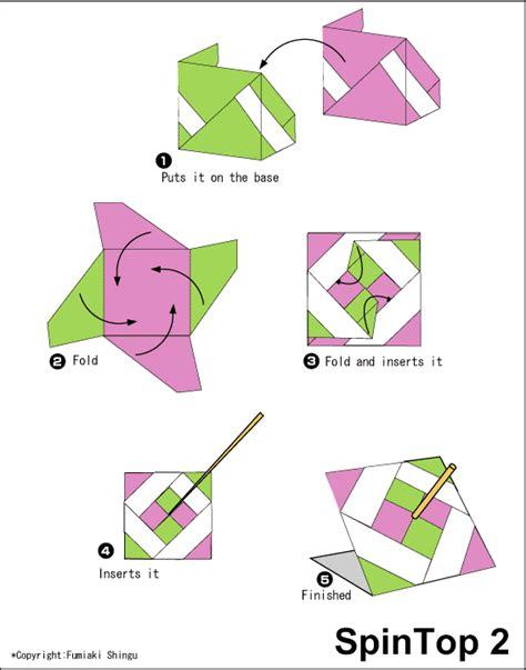 Top Ten Origami - origami top