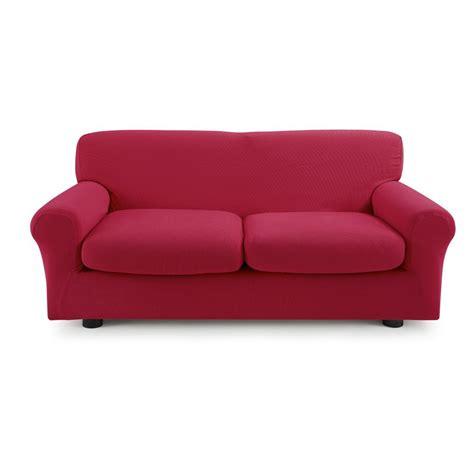 bassetti cuscini copridivano 3 posti con 2 cuscini copri divano zapping