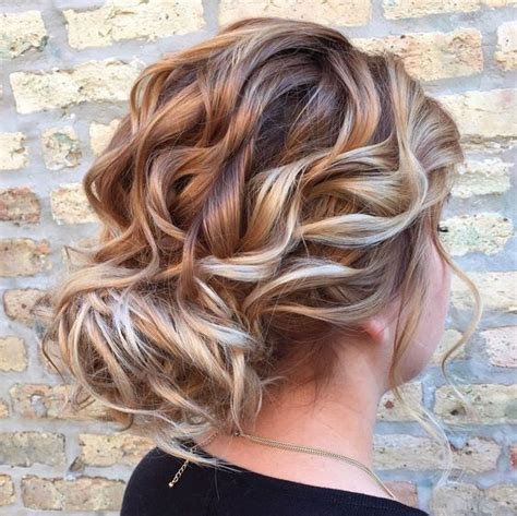 prom hairstyles loose curls 25 best ideas about loose curly updo on pinterest loose