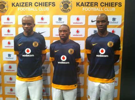 Kaizer Chiefs News Kaizer Chiefs New Kit For 20132014 Season Www Pixshark