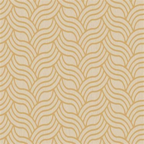 Home Interiors Figurines precious silks art deco gold amp beige wallpaper muriva