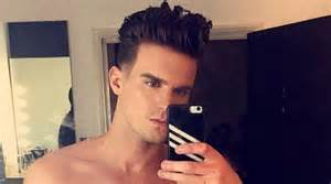 gary beadle hairstyle geordie shore s gaz beadle strips off for sexy instagram