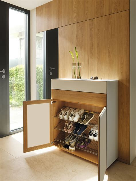 storage for shoes in hallway 75 clever hallway storage ideas digsdigs