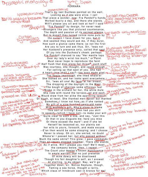 My Last Duchess Essay by Essay On The Poem My Last Duchess Euthanasiaessays Web Fc2
