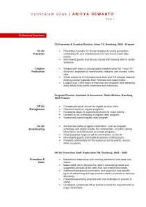 1 Page Curriculum Vitae by Curriculum Vitae One Page Curriculum Vitae Template