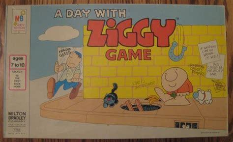 ziggy gamis a day with ziggy 1977 vintage board www