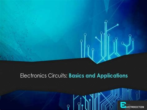 fundamental electronic circuits fundamentals of electronic circuits
