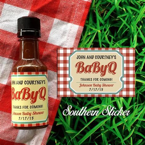 Bbq Baby Shower Favors by Best 25 Baby Q Shower Ideas On Summer Baby