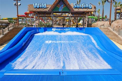 backyard flowrider ain t she a beauty whether a flowrider double is installed at a waterpark or even