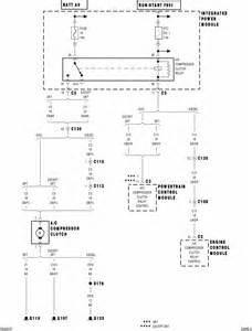 2004 dodge ram 2500 air conditioning no voltage compressor clutch