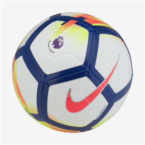 epl ball nike ordem v 2017 18 premier league ball revealed footy