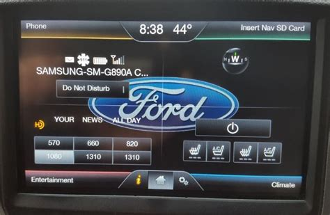 nav error message insert  sd card ford truck enthusiasts forums