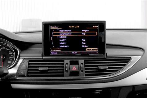 Audi Mmi Radio by Fistune 174 Dab Integration For Audi Mmi Rmc