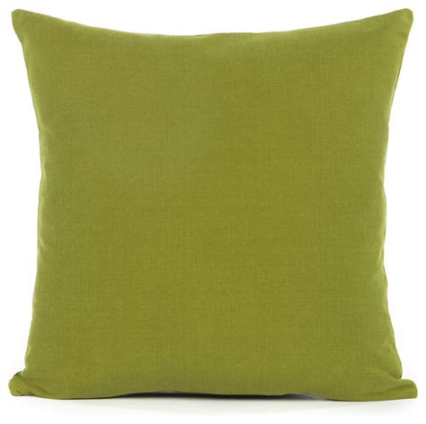 accent pillows for green solid olive green accent throw pillow cover 16 quot x16
