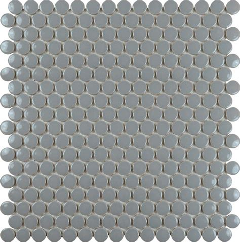 penny round porcelain tile backsplash swimming pool tiles pm103