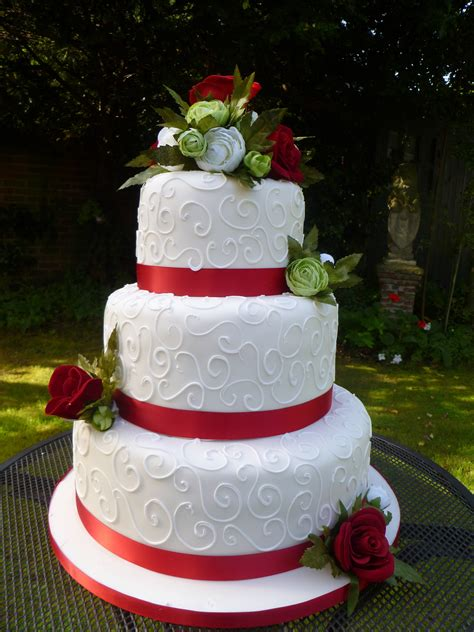 Wedding Cake by Wedding Cake Emmaeartha