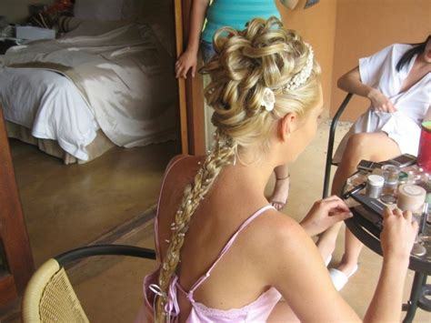 Indian Bridal Hairstyles For Length Hair by Simple Indian Hairstyles For Medium Length Hair