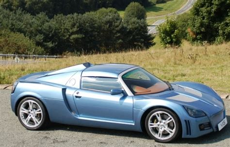 caral v8xs transforms vauxhall vx220 into v8 powered