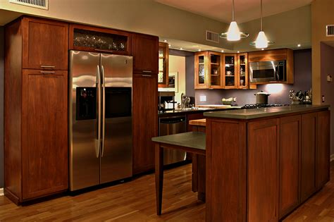 Kitchen Cabinets Elk Grove Il by Kitchen Update For Elk Grove Bungalow In Cabinets City