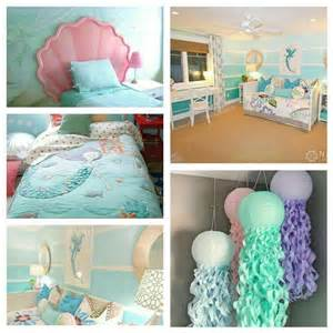 Little Mermaid Bedroom Decor 1000 ideas about mermaid room decor on pinterest