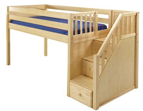 How To Build A Loft Bed Frame Matrix Low Loft Bed Loft Bed Design How To Build Low Loft Bed