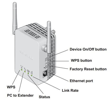 resetting wifi booster how can i reset my netgear 3000 wireless network extender