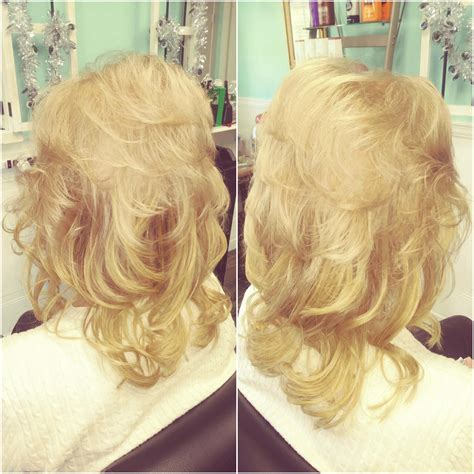 before after di biase hair extensions usa on pinterest stylist feature marie arsenault at a little hair salon