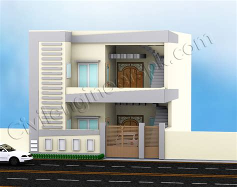 home design 4 marla 5 marla house design civil engineers pk