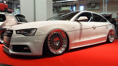 Audi A5 Sportback Tuning by Audi A5 Sportback S Line 2014 Tuning 1 8l Tfsi 177 Ps Ind