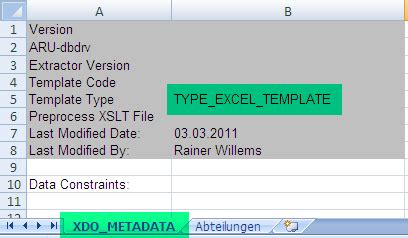 bi publisher data template exle excel templates mit dem bi publisher