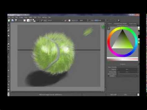 paint software free digital painting with krita software how to paint a