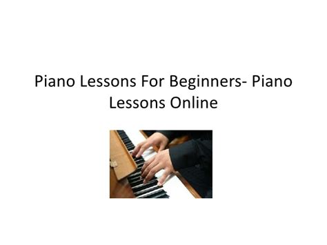 keyboard tutorial for beginners free piano lessons for beginners piano lessons online
