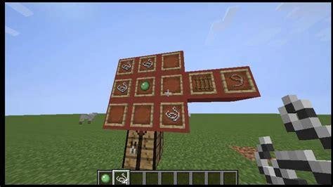 como hacer lazos en minecraft 1 7 2 youtube