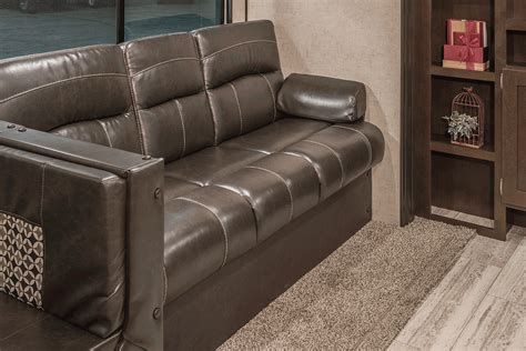 travel trailer sofa bed travel trailer sofa www energywarden net