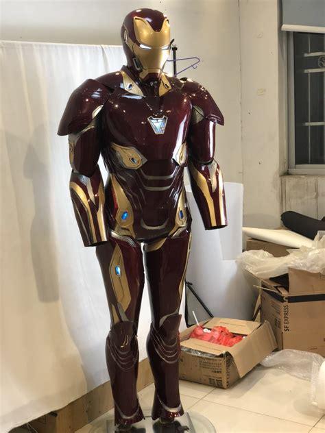 iron man infinity war armor mk joetoys