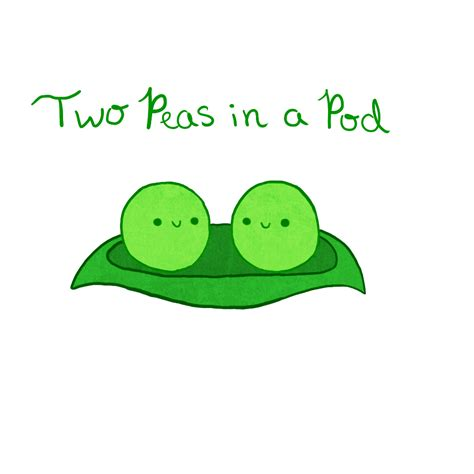 two peas in a pod by pettileaf on deviantart