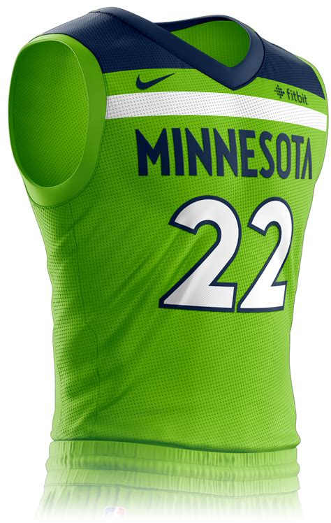 Gamis Wolvis Greeny new era new threads an in depth look at the new wolves uniforms minnesota timberwolves